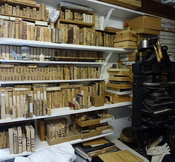 woodengraving blocks